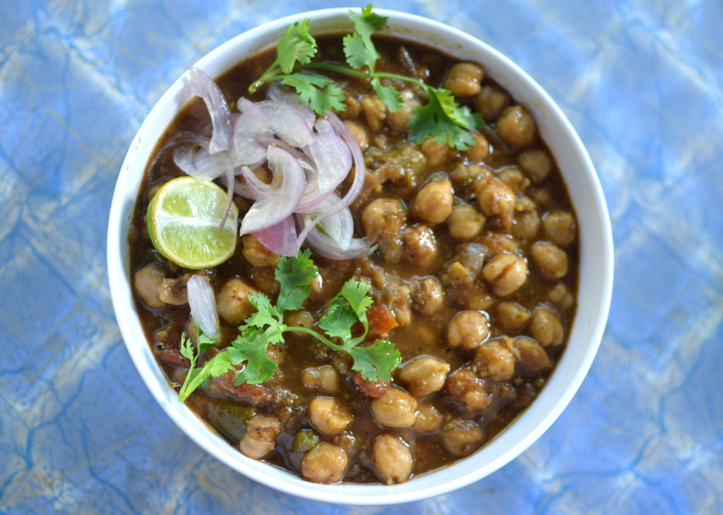 Vegan Indian recipe