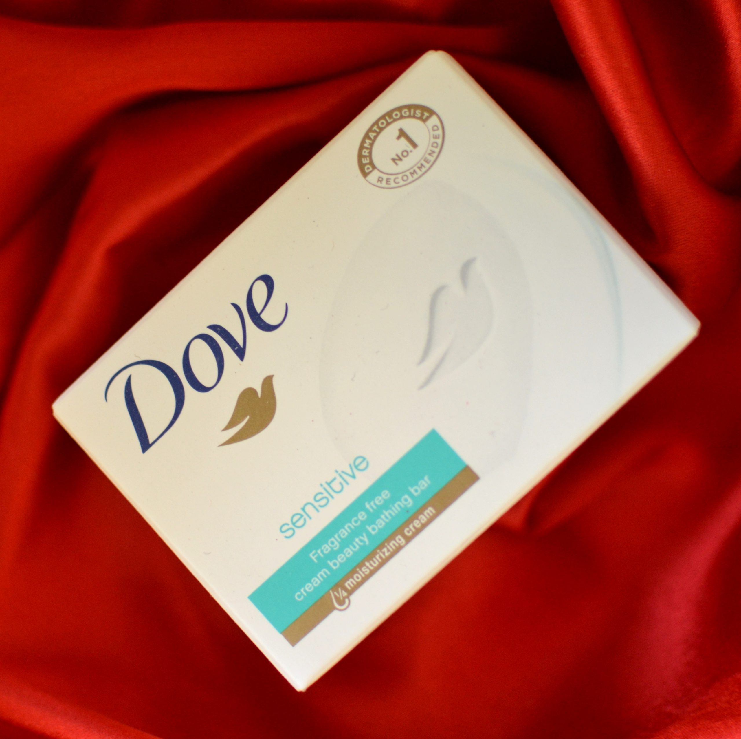 Dove Sensitive Cleansing Bar Review - Presented By P