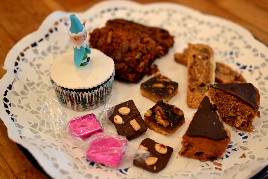 Christmas Goodies Platter