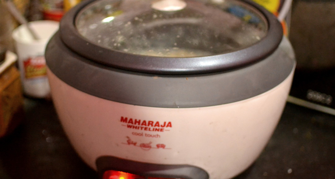 50 cup electric rice cooker