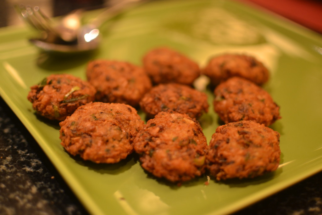 lobia fritters
