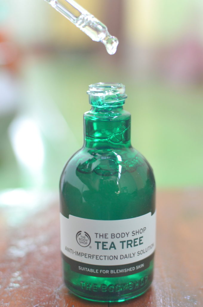 the body shop anti-imperfection solution review